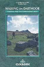 Walking on Dartmoor