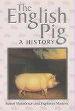 English Pig: A History