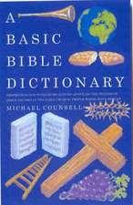 A Basic Bible Dictionary