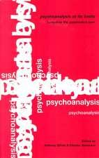 Psychoanalysis at Its Limits: Navigating the Postmodern Turn