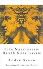 Life Narcissism Death Narcissism