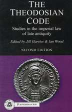 The Theodosian Code: Studies in the Imperial Law of Late Antiquity