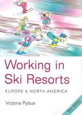 Working in Ski Resorts: Europe & North America