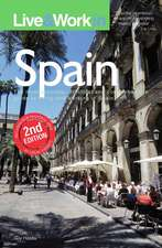 Live & Work in Spain