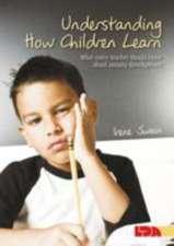 Understanding How Children Learn