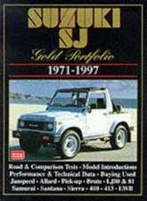 Suzuki Sj 1971-97 Gold Portfolio:  The Ferrari & Mercedes Years