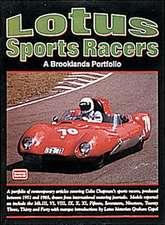 Lotus Sports Racers