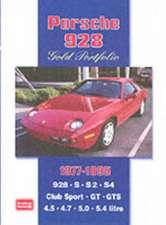 Porsche 928:  1977-1995
