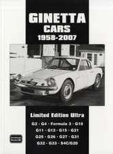 Ginetta Cars 1958-2007