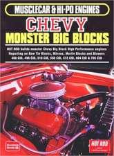 Chevy Monster Big Blocks:  1999-2006