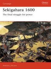 Sekigahara 1600:  The Final Struggle for Power