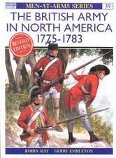 The British Army in North America 1775 83:  Jackson's Lightning Strike