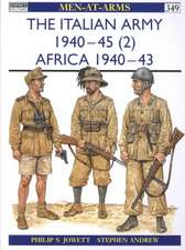 The Italian Army 1940–45 (2): Africa 1940–43