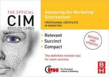 Assessing the Marketing Environment
