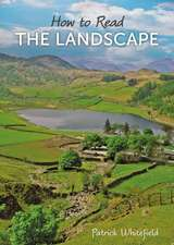 How to Read the Landscape