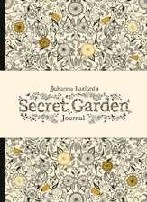 Jurnal/ Agendă Johanna Basford's Secret Garden