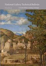National Gallery Technical Bulletin: Volume 39, Giovanni Bellini's Painting Technique