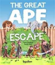 Great Ape Escape