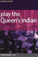 Play the Queen's Indian