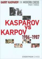 Kasparov Vs Karpov, 1986-1987:  Dazzle Your Opponents!