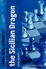 Chess Developments:  The Sicilian Dragon