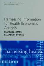 Harnessing Information for Health Economics Analysis