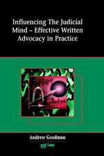 Influencing the Judicial Mind