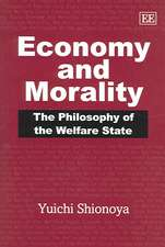 Economy and Morality