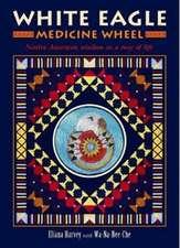White Eagle Medicine Wheel