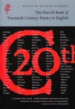 The Harvill Book of 20th Century Poetry in English