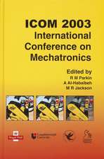 ICOM 2003 – International Conference on Mechatronics