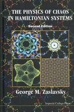 The Physics of Chaos in Hamiltonian Systems