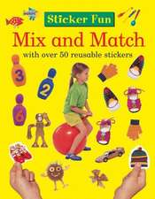 Sticker Fun:  With Over 50 Reusable Stickers