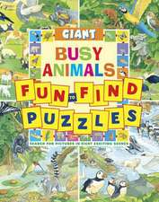 Giant Fun-To-Find Puzzles:  Search for Pictures in Eight Exciting Scenes