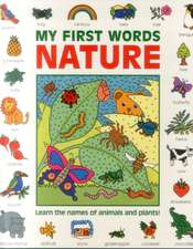 My First Words:  Learn the Names of Animals and Plants!