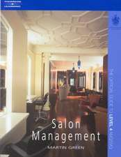 Salon Management:  The Official Guide to Level 4 NVQ/SVQ