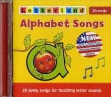 Wendon, L: Alphabet Songs CD