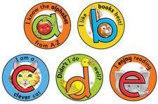 Letterland Merit Stickers