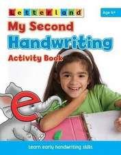 My Second Handwriting Activity Book
