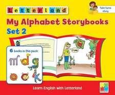 My Alphabet Storybooks