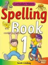 Spelling Book 1
