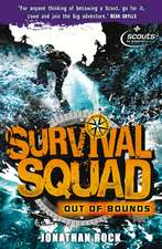 Survival Squad Book 1:  Out of Bounds