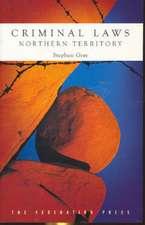 Criminal Laws Northern Territory