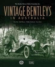 VINTAGE BENTLEYS IN AUSTRALIA