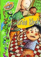 Gigglers Green Brain Block