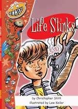 Gigglers Red Life Stinks