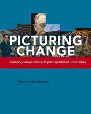 Picturing Change:  Curating Visual Culture at Post-Apartheid Universities