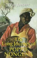 Long Journey of Poppie Nongena