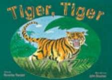 Tiger, Tiger PM Level 3 Red Set 1 Fiction