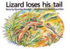 Lizard Loses his Tail PM Red Set 3